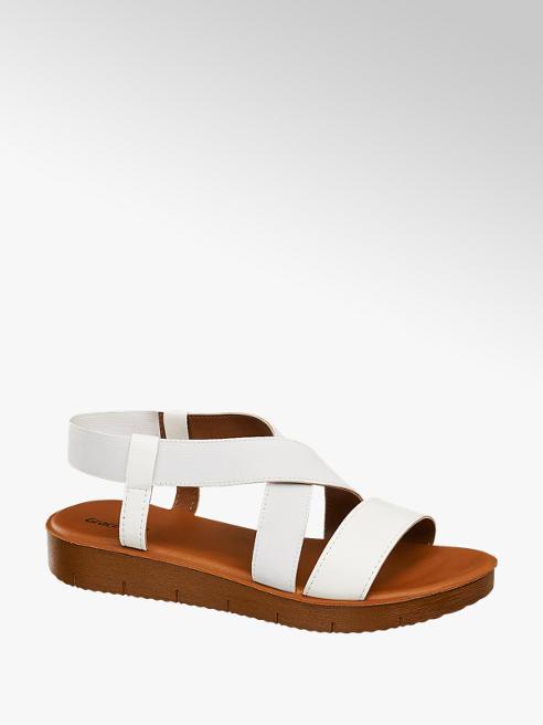 Graceland Beyaz Sandalet