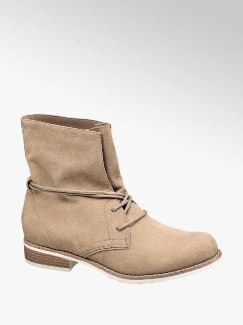 Graceland Beige veterboot