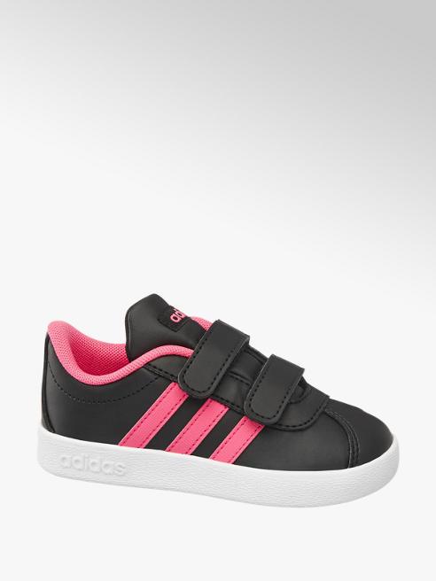 adidas Pantofi cu scai pentru copii VL COURT 2.0