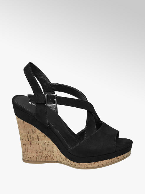 Graceland Dolgu Topuklu Ayakkabı