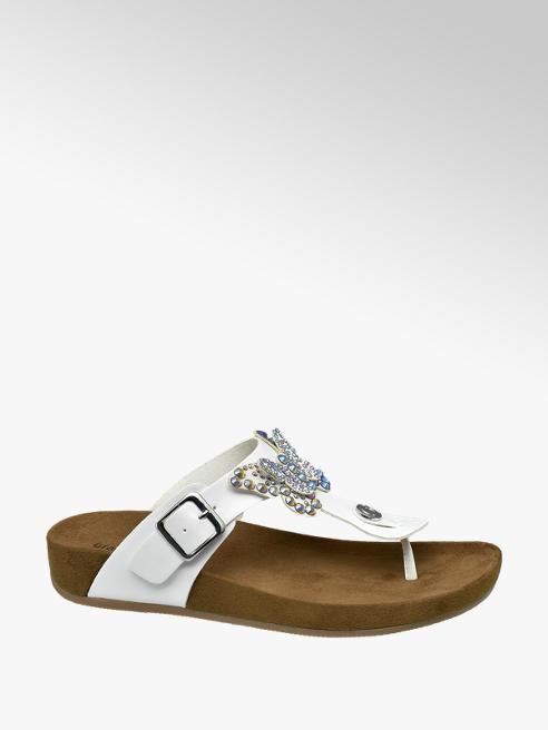 Graceland Witte slipper vlinder