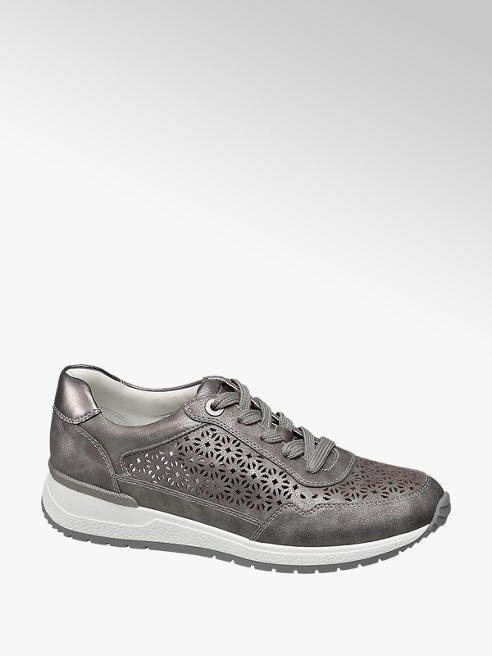 Easy Street Sneaker confort troquelado