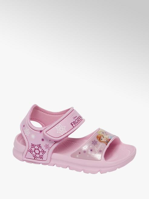 Frozen Rozen sandaal klittenband