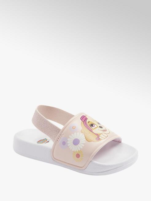 Frozen Blauwe sandaal klittenband