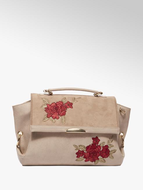 Graceland Biege handtas Embroidery