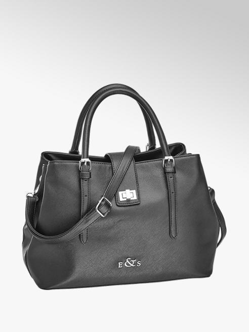 EDEL&STARK Дамска чанта с къси дръжки