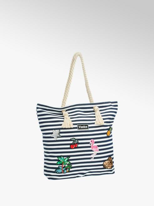 Venice Дамска чанта с къси дръжки
