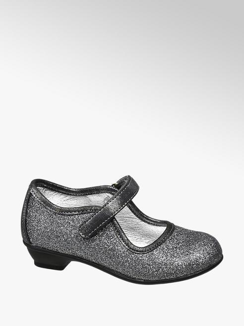 Cupcake Couture Zilveren ballerina glitters