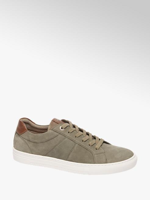 AM shoe Khaki suède sneaker