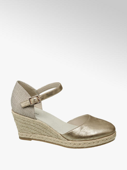 Graceland Pantofi cu talpa ortopedica