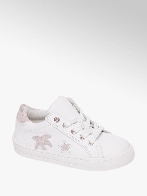 Cupcake Couture Witte leren sneaker