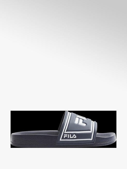 Fila Blauwe slipper