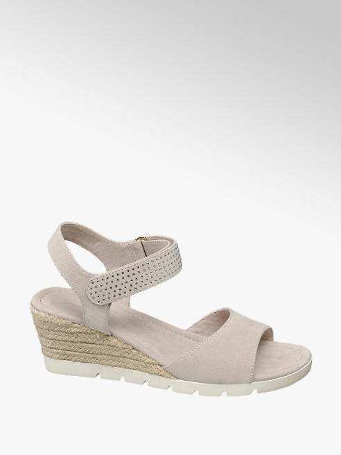 Graceland Sandale de dama cu platforma