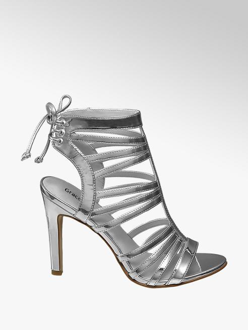 Graceland Дамски сандалети с връзки