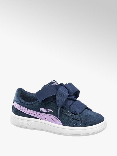Puma Pantofi cu sireturi pentru fete SMASH RIBBON INF.