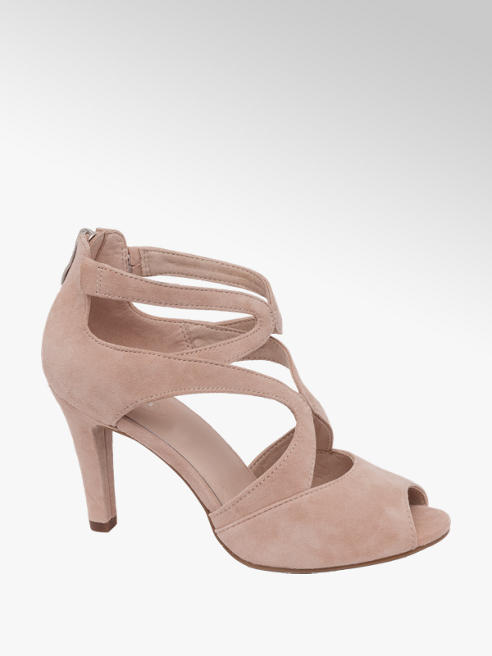 5th Avenue Heeled Shoe
