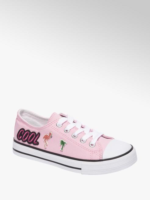 Graceland Roze sneaker patches