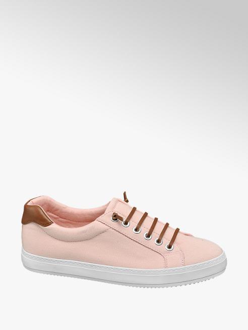 Vty Roze canvas sneaker