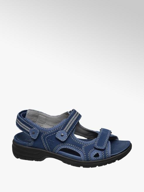 Medicus Komfort Lädersandal Bredd H