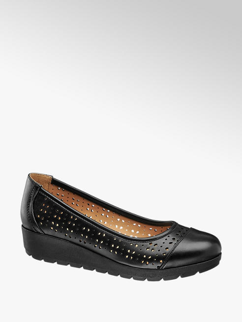 Easy Street Dolgu Topuk Günlük Ayakkabı