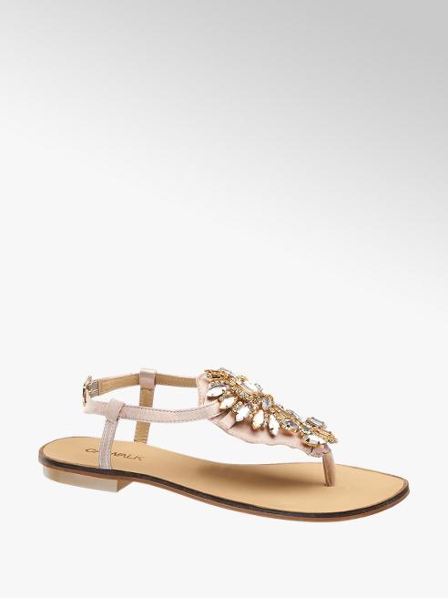 Catwalk Sandaletto gioiello