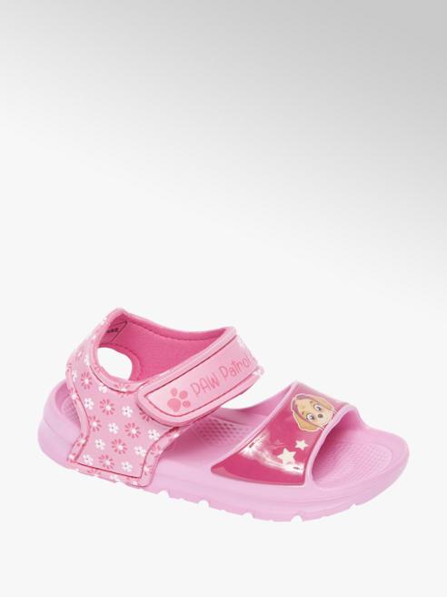 Paw Patrol Roze sandaal klittenband