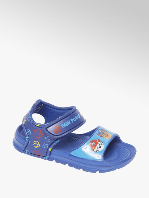 Paw Patrol Blauwe sandaal klittenband