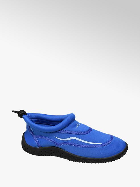 Blue Fin Blauw waterschoentje