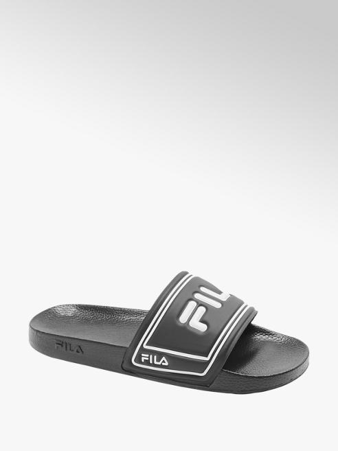 Fila Zwarte fila slipper