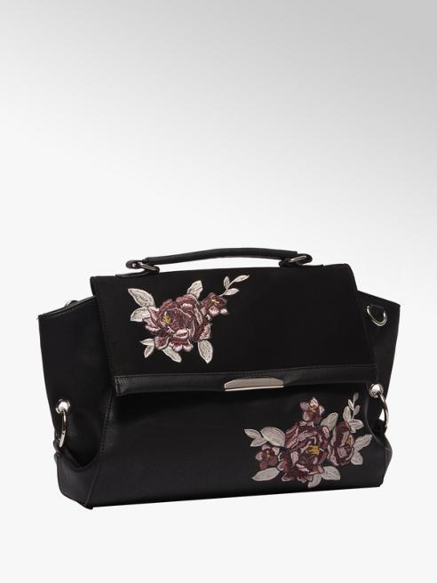 Graceland Zwarte handtas Embroidery