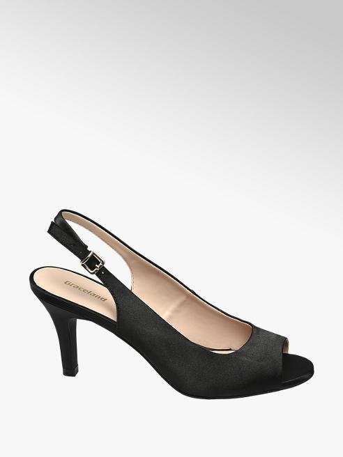 Graceland Sandale de dama cu toc