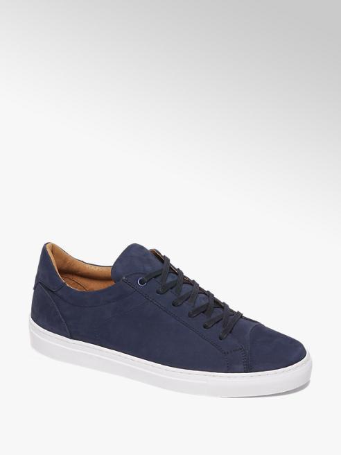 AM shoe Blauwe nubuck sneaker