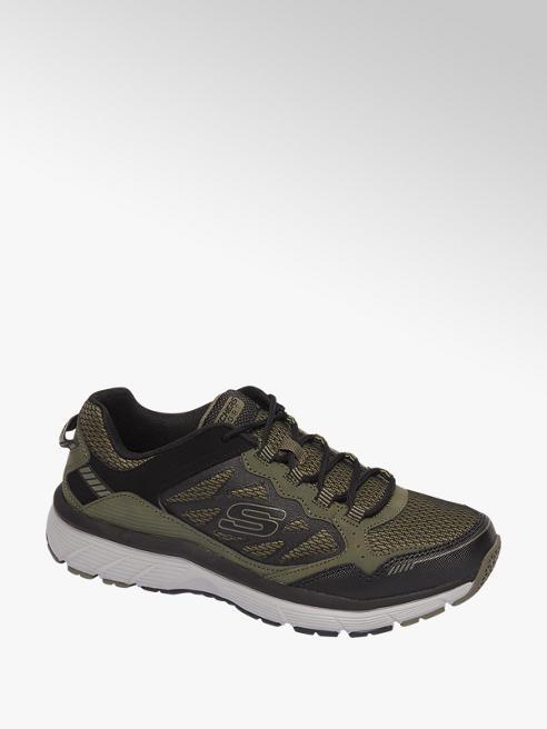 Skechers Khaki lightweight sneaker memory foam