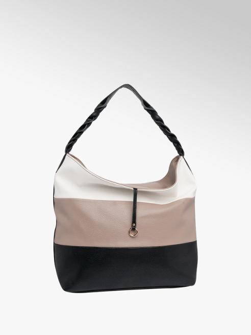 Plaited Strap Shoulder Bag