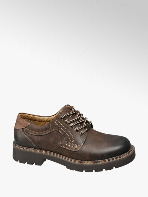 Landrover Mens Casual Lace-up Shoes