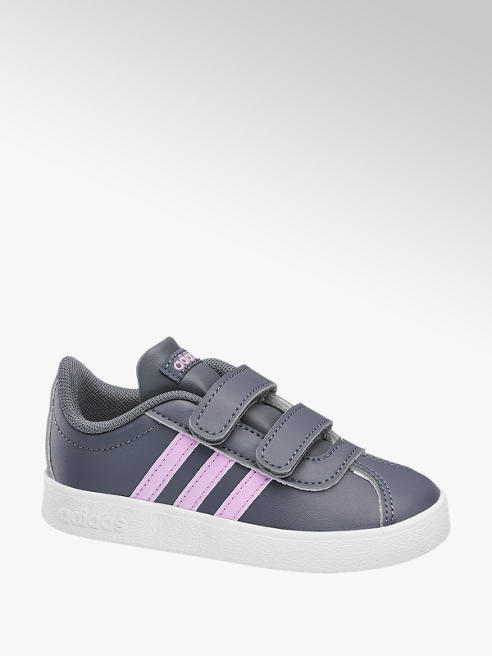 adidas Pantofi cu scai pentru copii VL COURT 2.0 CMF I