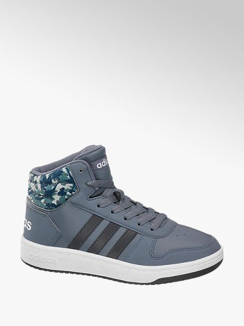 adidas Pantofi cu sireturi pentru copii HOOPS MID 2.0 K