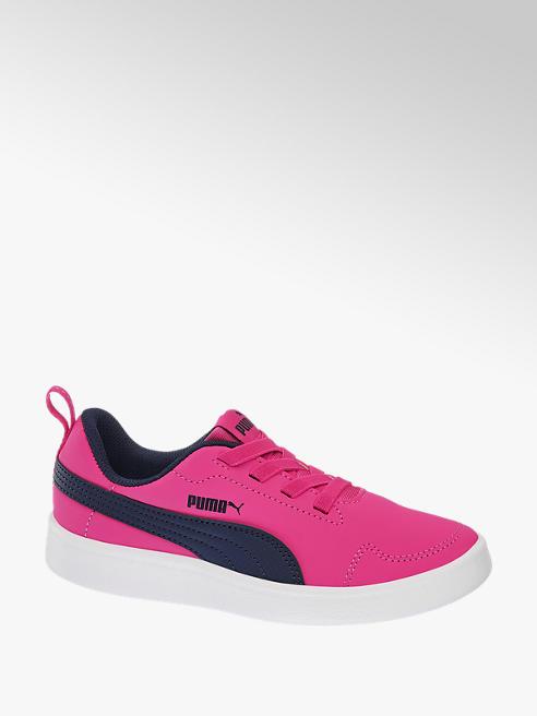 Puma Pantofi sport pentru fete COURTFLEX PS