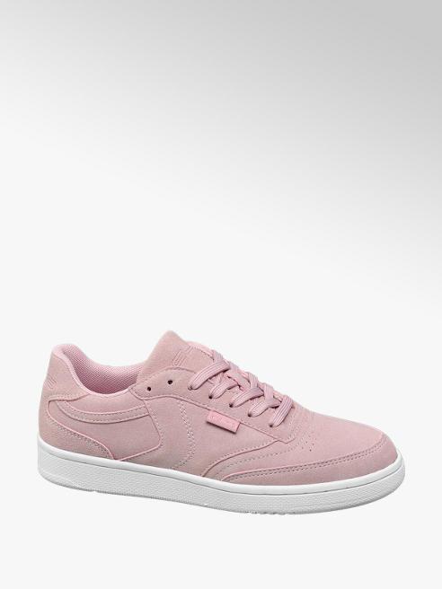 Graceland Roze sneaker stiksels