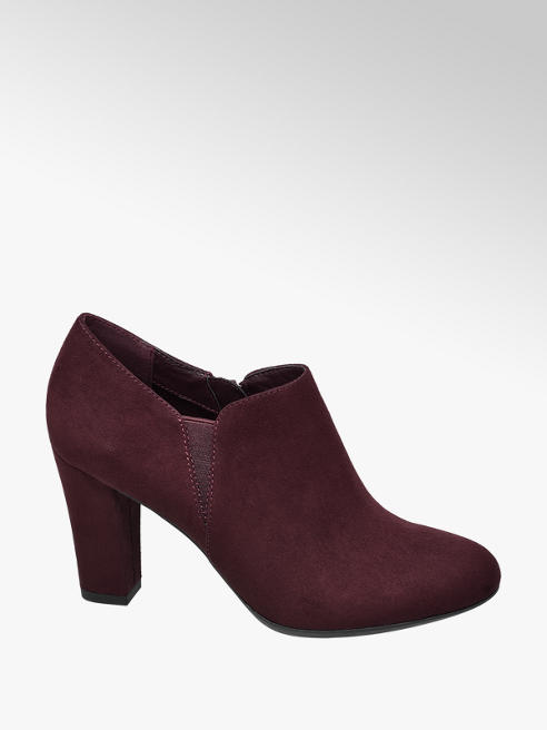 Graceland Bordeaux gesloten pump