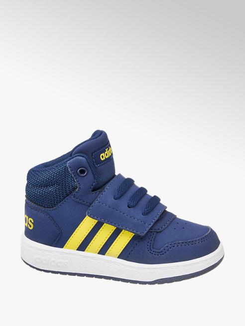 adidas Pantofi cu scai pentru copii HOOPS MID 2.0