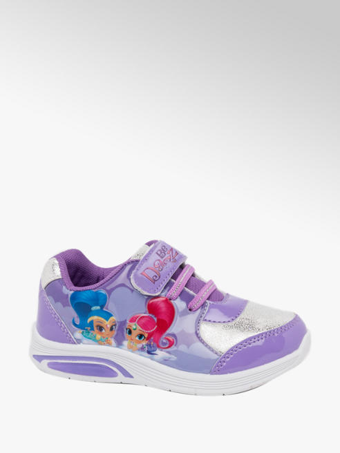 Girls Shimmer & Shine Trainers *Without Lights*