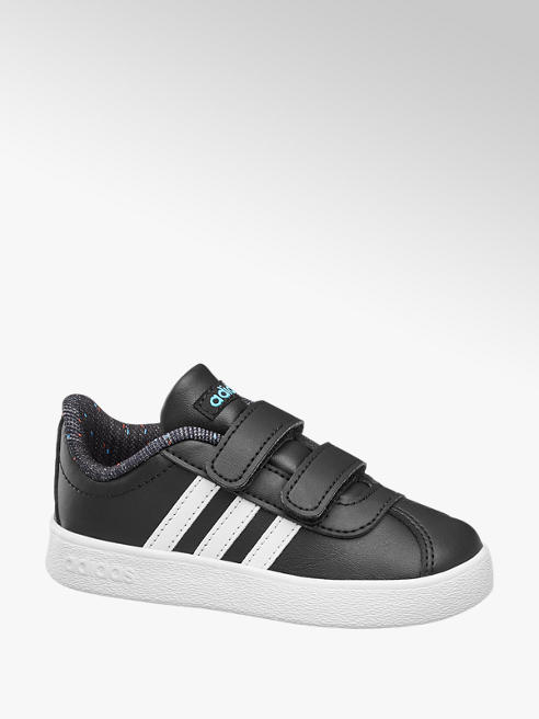 Adidas VL Court 2.0 L Lædersneaker