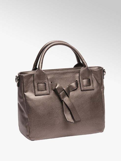 Graceland Zilveren handtas