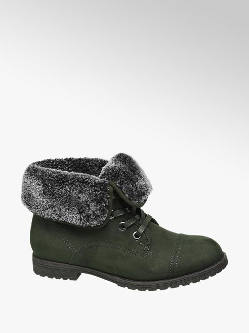 Landrover Fur Top Boot