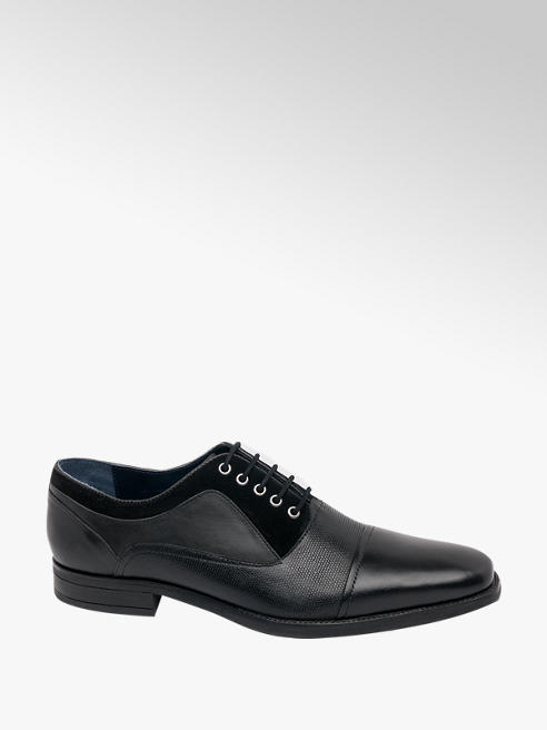 Claudio Conti Mens Lace-up Formal Shoes