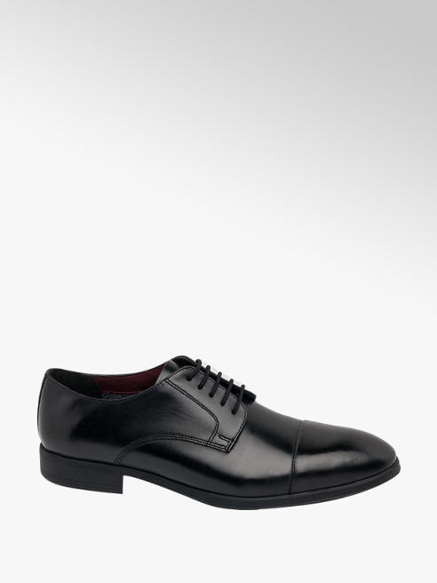 Claudio Conti Mens Formal Lace-up Shoes