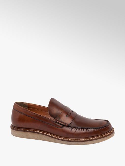 Borelli London Collection Mens Casual Slip-on Shoes