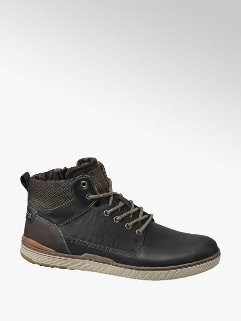 Venice Mens Csual Lace-up Boots