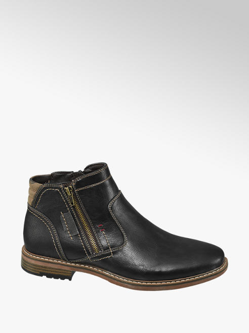 Venice Mens Formal Slip-on Boots